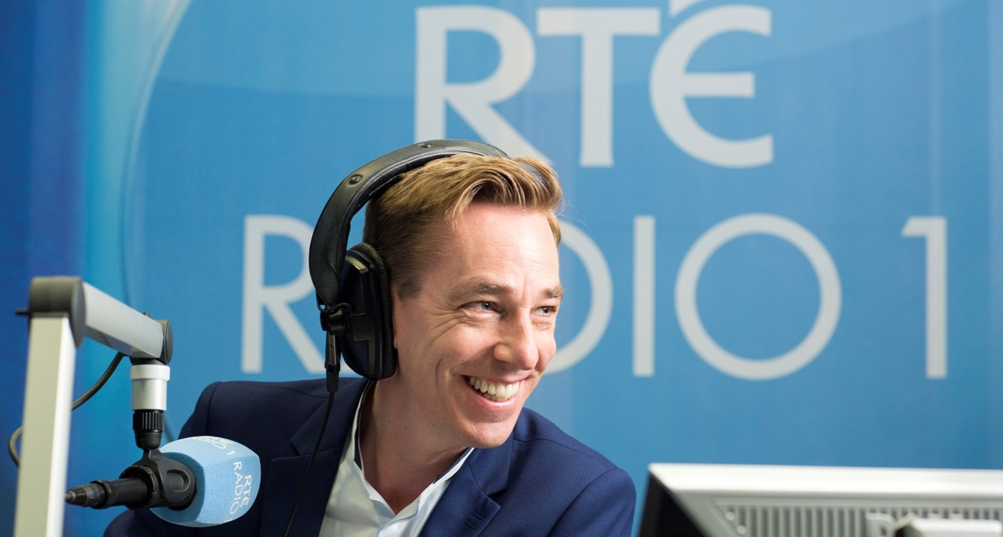 Brian Synnott on Ryan Tubridy Show